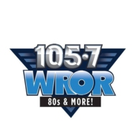 Logo of radio station 105.7 WROR