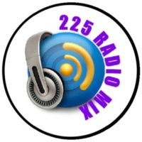 Logo of radio station 225 RADIO MIX