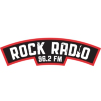 Logo of radio station Rock Radio Beograd