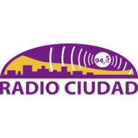 Logo of radio station Radio Ciudad 94.5 FM