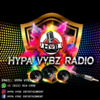 Logo of radio station hypa vbyz radio