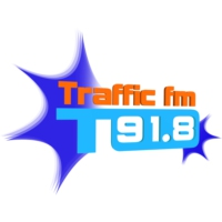 Logo of radio station Traffic FM
