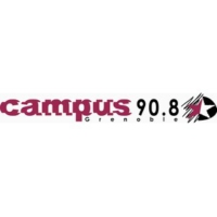 Logo of radio station Radio Campus Grenoble 90.8 FM