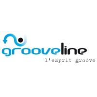 Logo of radio station grooveline