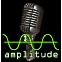 Logo of radio station A'11 Amplitude Radio