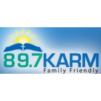 Logo of radio station KARM The Promise FM 89.7