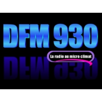 Logo of radio station DFM 930