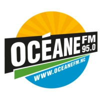 Logo of radio station Océane FM Nouvelle-Calédonie
