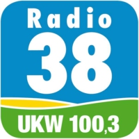 Logo of radio station Radio 38