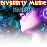 Logo of radio station Diversity Music Radio