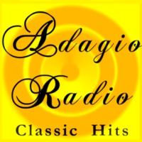 Logo of radio station AdagioRadio