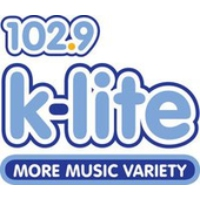 Logo of radio station CKLH (K-LITE FM)