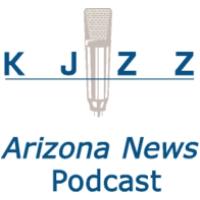 Logo of radio station KJZZ