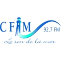 Logo of radio station CFIM
