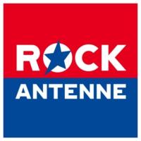 Logo of radio station ROCK ANTENNE