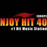 Logo of radio station Njoy Hit 40 Medias One Europe