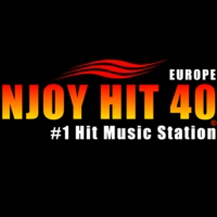 Logo de la radio Njoy Hit 40 Medias One Europe