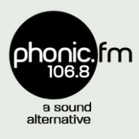 Logo of radio station Phonic FM 106.8