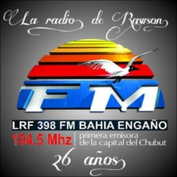 Logo of radio station FM Bahía Engaño