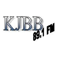 Logo of radio station KJBB King James Bible Broadcast 89.1 FM