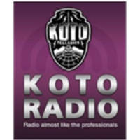 Logo of radio station KOTO NPR