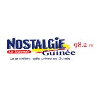 Logo de la radio Nostalgie Guinée