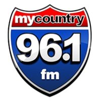 Logo of radio station WJVC 96.1 FM My Country
