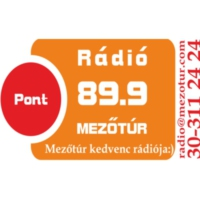 Logo of radio station Pont Rádió