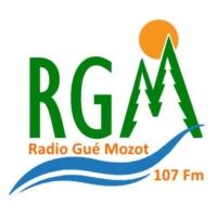 Logo of radio station Radio Gué Mozot