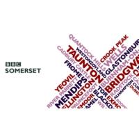 Logo of radio station BBC Radio Somerset
