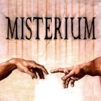 Logo of radio station Misterium