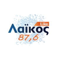 Logo of radio station Λαϊκό 87,6