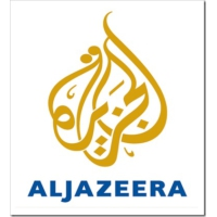 Logo of radio station AJE Al Jazeera English