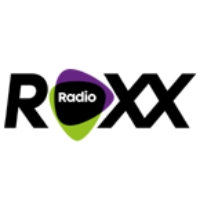 Logo of radio station ROXX