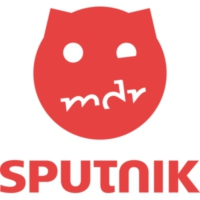 Logo of radio station MDR Sputnik Rock