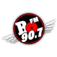 Logo of radio station BO FM 90.7