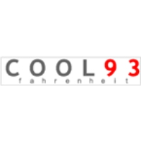 Logo of radio station COOL 93 Fahrenheit 93.0