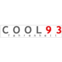 Logo de la radio COOL 93 Fahrenheit 93.0