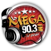 Logo de la radio La Mega 90.3 Fm Murcia