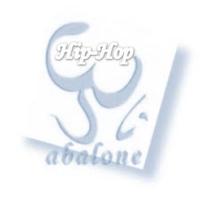 Logo de la radio Abalone Hip-Hop