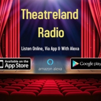 Logo of radio station Theatreland Radio