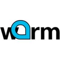 Logo de la radio Warm FM 104.2