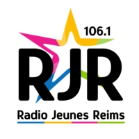 Logo of radio station RJR - Radio Jeunes Reims