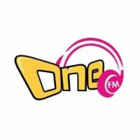 Logo of radio station One FM 88.1