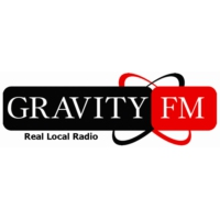 Logo of radio station Gravity FM