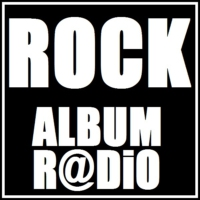 Logo of radio station Album Radio ROCK
