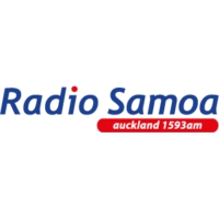 Logo of radio station Radio Samoa 1593 AM