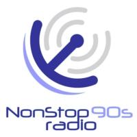 Logo of radio station NonStop90s Radio