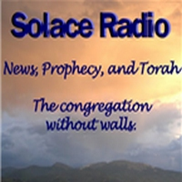 Logo of radio station Solace Radio