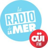 Logo of radio station La Radio de la mer - Oui FM